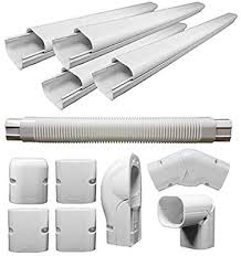 air con duct and accessories