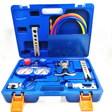 air con tool kit vac pump