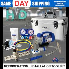air con tool kit