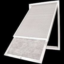 ducted return air grille
