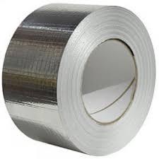 reinforced silver tape