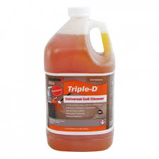 triple d coil cleaner